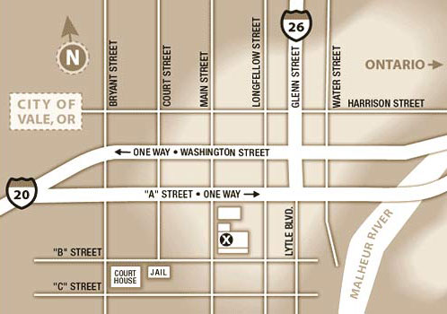 Street Map for Brian Zanotelli, P.C.